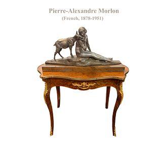 A Pierre-Alexandre Morlon (French, 1878-1951) Sculpture