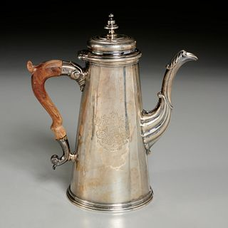 Gabriel Sleath sterling silver lighthouse teapot