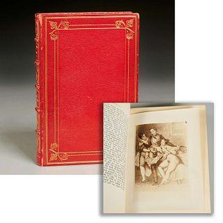 Fanny Hill, scarce Cosmopoli illustrated ed., 1889