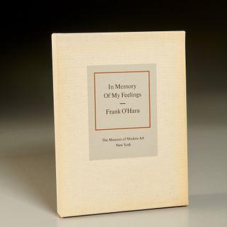 Frank O'Hara, 1967 MOMA Limited Edition