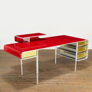 "Claudio Bellini / Ycami, ""Scriba"" desk"