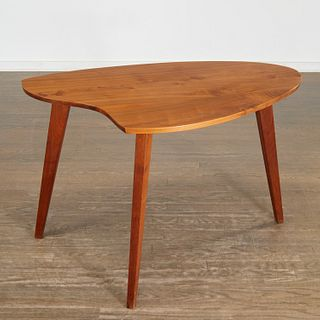 George Nakashima, early and unique writing table