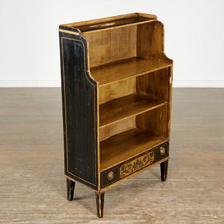 Parish-Hadley, American Classical painted bookcase
