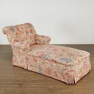 Parish-Hadley, custom chaise lounge
