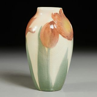 Rookwood, Harriet Wilcox tulip vase