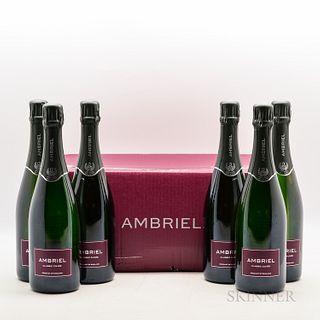 Ambriel Classic Cuvee NV, 12 bottles (2 x oc)