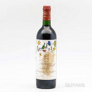 Chateau Mouton Rothschild 1997, 1 bottle