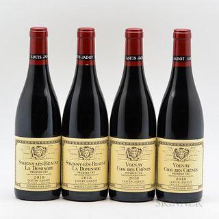 Louis Jadot, 4 bottles