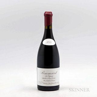 Domaine Leroy Pommard Les Vignots 2015, 1 bottle