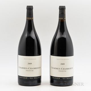 Lignier Michelot Charmes Chambertin 2009, 2 magnums