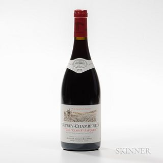 Armand Rousseau Gevrey Chambertin Clos St. Jacques 2016, 1 bottle