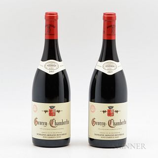 Armand Rousseau Gevrey Chambertin 2017, 2 bottles