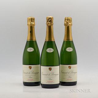 Vincent Cremant de Bourgogne Brut NV, 3 bottles