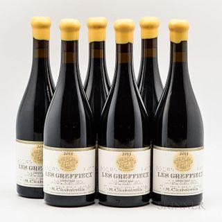 Chapoutier Ermitage Les Greffieux 2013, 6 bottles