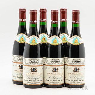 Jaboulet Aine Hermitage La Chapelle 1997, 6 bottles