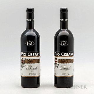 Pio Cesare Barolo 2005, 2 bottles