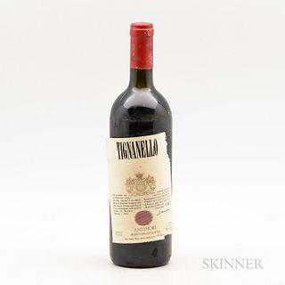 Antinori Tignanello 1985, 1 bottle