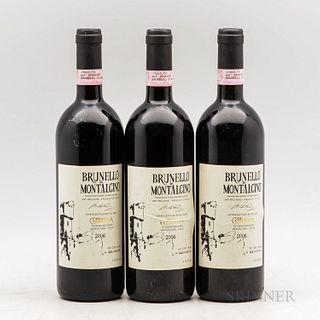 Cerbaiona (Molinari) Brunello di Montalcino 2006, 3 bottles