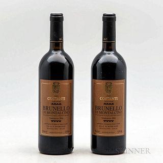 Conti Costanti Brunello di Montalcino 2006, 2 bottles
