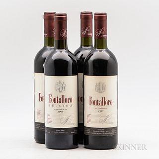 Fattoria di Felsina Berardenga Fontalloro, 4 bottles