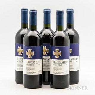 Fontodi Flaccianello della Pieve 1997, 5 bottles