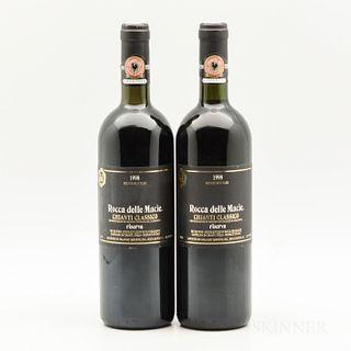 Rocca della Macie Chianti Classico Riserva 1998, 2 bottles
