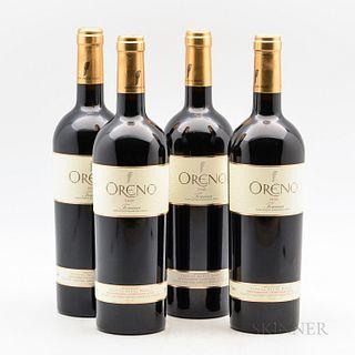 Sette Ponti Oreno 2006, 4 bottles