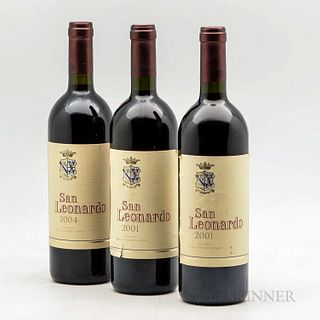 Tenuta San Leonardo San Leonardo, 3 bottles