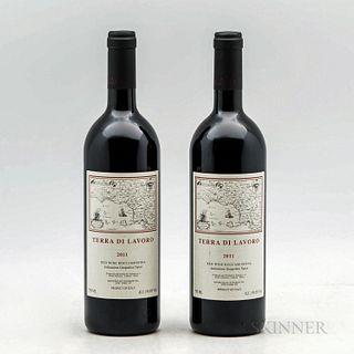 Fattoria Galardi Terra di Lavoro 2011, 2 bottles