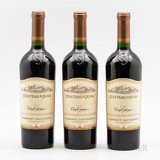 Chateau St. Jean Cabernet Sauvignon Cinq Cepages 1997, 3 bottles
