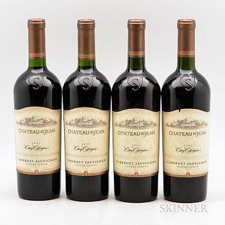 Chateau St. Jean Cabernet Sauvignon Cinq Cepages, 4 bottles