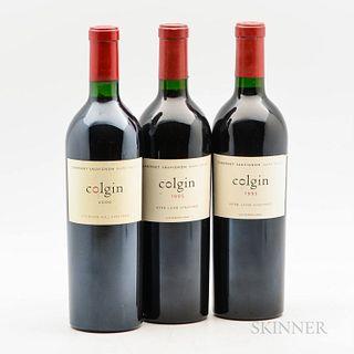 Colgin, 3 bottles