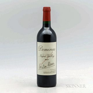Dominus Estate 2001, 1 bottle