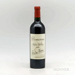 Dominus Estate 2002, 1 bottle
