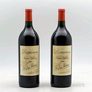 Dominus Estate Napanook Vineyard 1994, 2 magnums