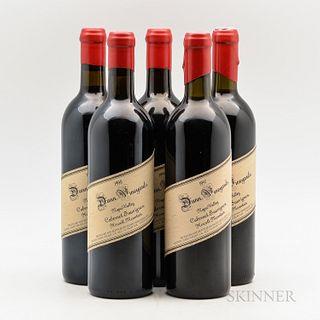 Dunn Vineyards Cabernet Sauvignon Howell Mountain, 5 bottles