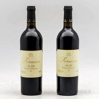 Forman Cabernet Sauvignon, 2 bottles