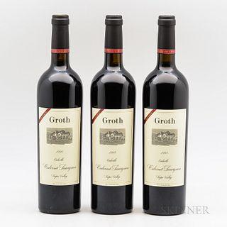 Groth Reserve 1998, 3 bottles