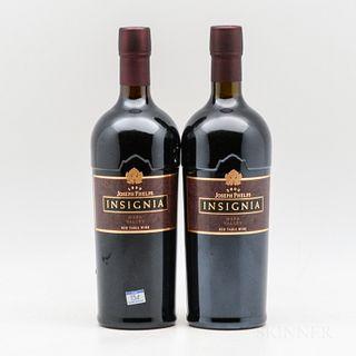 Joseph Phelps Insignia, 2 bottles