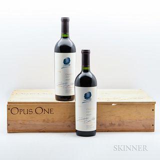 Opus One 1996, 6 bottles (owc)
