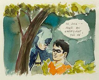 "Mark Chamberlain, Queer Batman, ""Oh Dick. . . . """