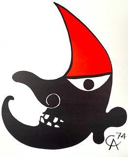 "Alexander Calder, ""Mobile et Lithographes"""