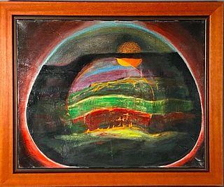 Siegfried Snyder Oil, Untitled