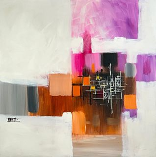 Martin Oil, Abstract