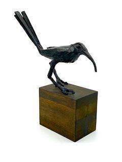 William McVey Bronze, Shore Bird
