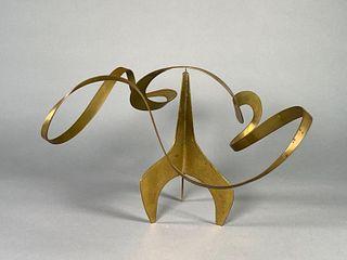 Robert V. Fillous Table Sculpture,c. 1950-60
