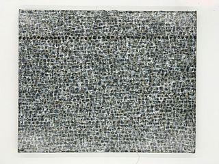 "Katsumi Hayakawa Acrylic, ""Line # 3"""