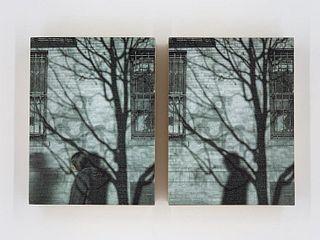 "Hye Kyung-Kim Digital Collage, "" A Day--Occupation"""