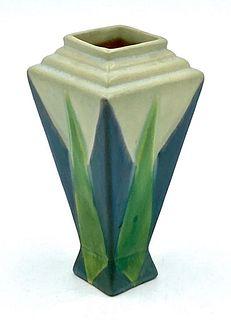 "Roseville Futura ""The Torch"" Vase"