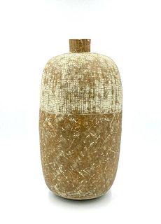 "Claude Conover ""Chay"" Stoneware Vessel"